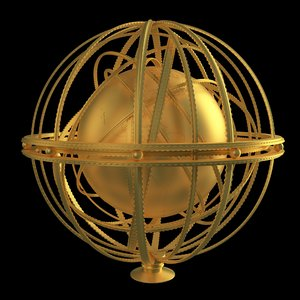 globe galileo model