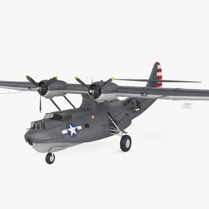 3D consolidated pby catalina