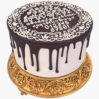 cake x3 creator 3D model