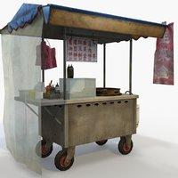 Street Vendor Chinese Breakfast