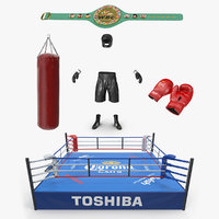 boxing 3 model