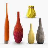decor vase 3D