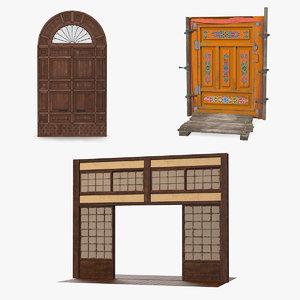 3D doors 2
