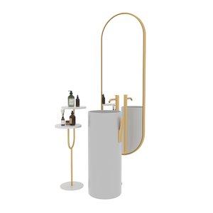 sink mirror model