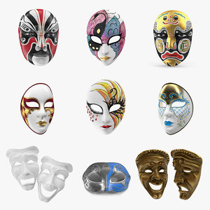 3D masks 2