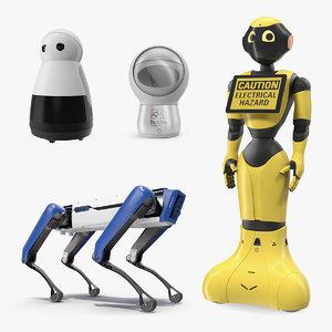 3D robots 2 bot