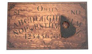 spanish ouija board model