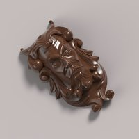 Carved decor DeV.046