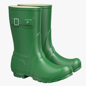 rain boots model