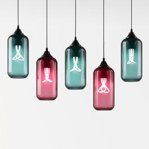 niche lighting model