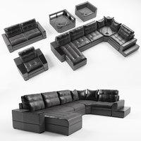 Sofa modul-sheridans