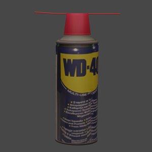 wd-40 samp model