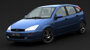 3D focus 1999 model