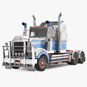 t900 legend truck 3D