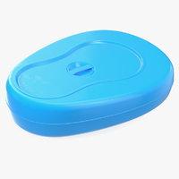 bad pan plastic cover 3D model
