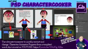 PSD-Character Cooker