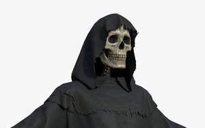grim reaper pbr model