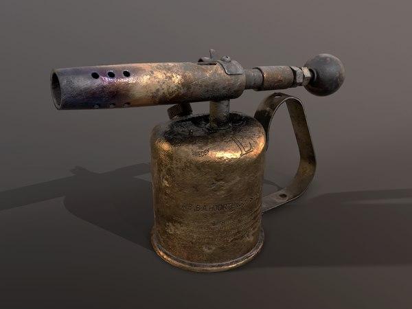 old blowlamp model