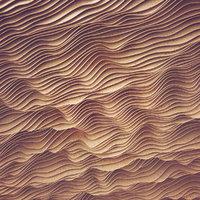 Parametric wood Hall ceiling n3