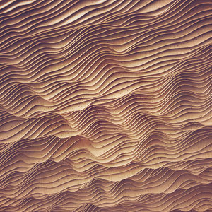 3D parametric wood ceiling
