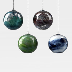 3D model rothschild bickers lazurite aqua