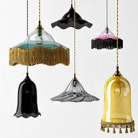 rothschild bickers lamp set 3D model
