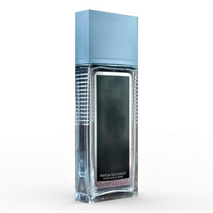 perfume spray deodorant 3D model