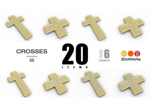 3D crosses vol 8