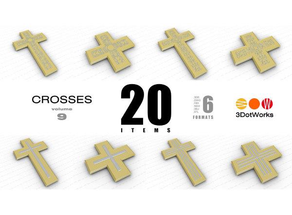 crosses vol 9 3D