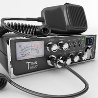 Mobile CB Radio