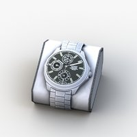 casio watch ac 3D
