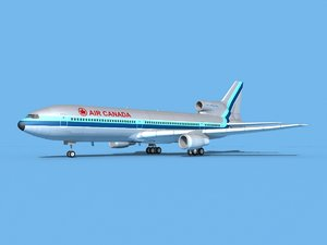 lockheed l-1011-10 air model