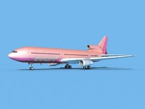 lockheed l-1011-10 model