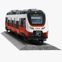 Bombardier TALENT 3 ÖBB Cityjet