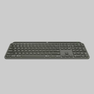 3D model mx keys logitech