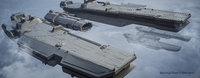 battleship ship battle 3D
