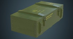 3D ammunition box 2a