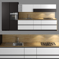 3D kitchen arredo