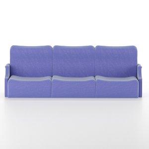 3D sofa seti