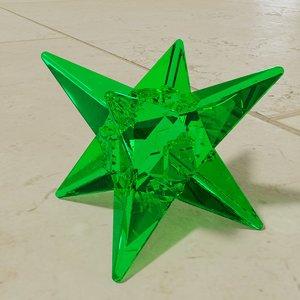 ideas - dice corners 3D model