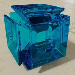 3D amazing - dice faces