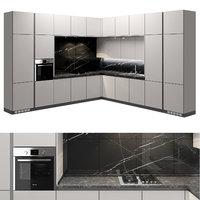 kitchen veneto 3D