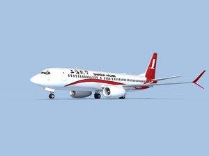 boeing 737-8 3D