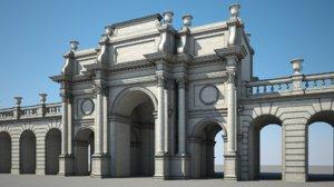 max triumphal arch