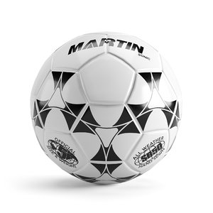 martin sonic soccer ball 3D model