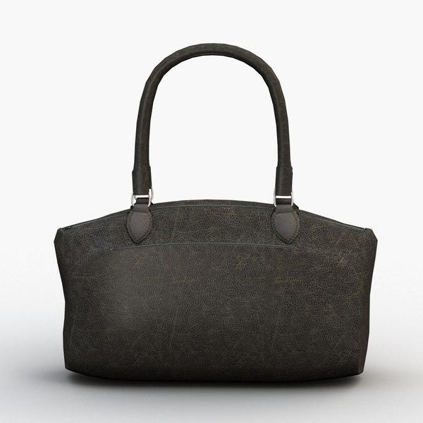 3D handbag 044 model