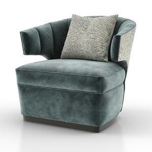 gibbs occasional armchair sofa model