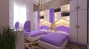 interior design sevinc sumgait 3D