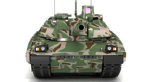 3D amx-56 model