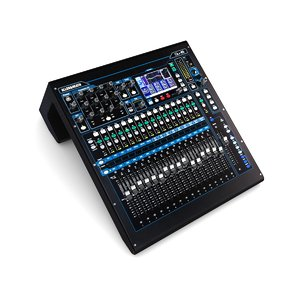 professional allen heath qu16 3D model